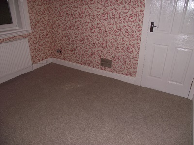 Carpet Fitting Job