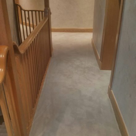 Mugdock Carpet Fitting Job